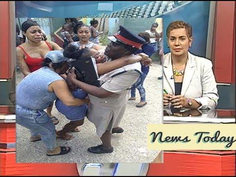 Jamaica Midday  News  (June-24-2017)-News At Moon- CVM TV-Jamaica Radio-News Today