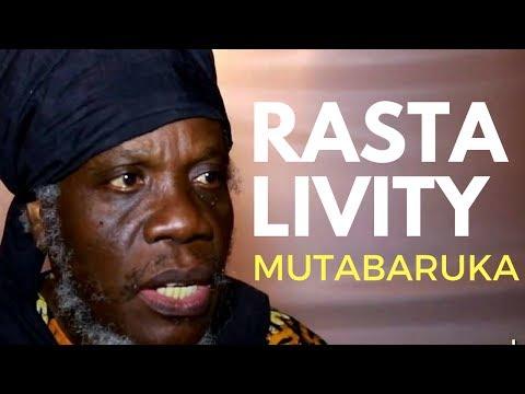 Mutabaruka said naked Rasta Men use to walk around him in the house, on I never knew TV