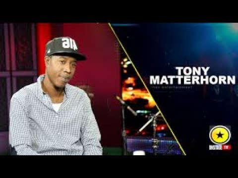 Tony Matterhorn SAID HE WILL SUPPORT THE JACKET little girl & DNA SONG COMES OUT NEXT WEEK