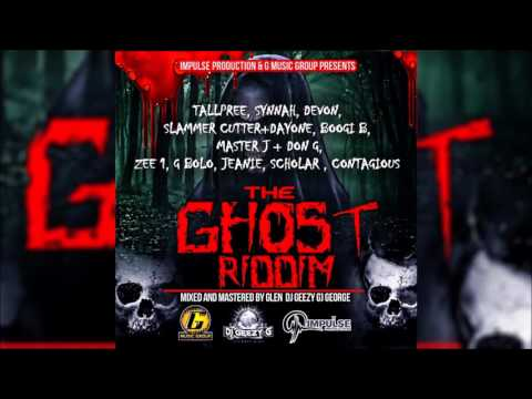 The Ghost Riddim Mix ▶2017 Soca▶ (G music + Impulse) Mix By Djeasy