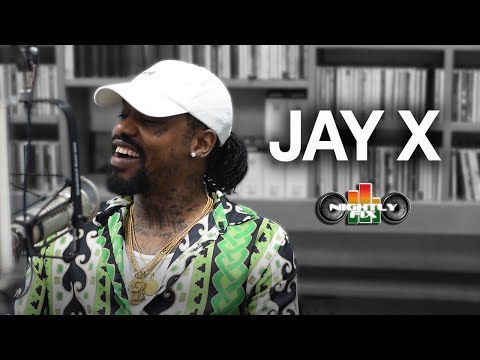 """Jay X says music is a """"partner draw"""" + questions gimmicks over substance"""