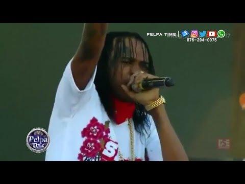 Tommy Lee Sparta Full Performance At Reggae Sumfest 2017 Diss Alkaline