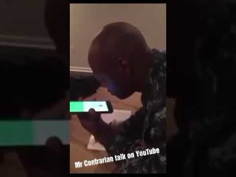 Jamaican in the US Army VS. Jamaican Scammer ( LISTEN )
