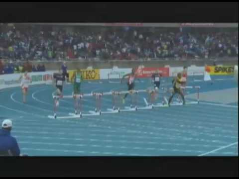 Sanique Walker Gets Silver - TVJ Prime Time Sports - July 15 2017