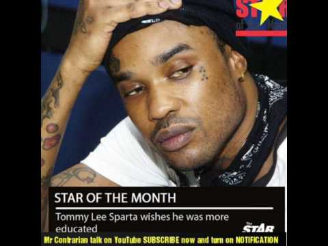 Tommy Lee Sparta wishes he was more Educated