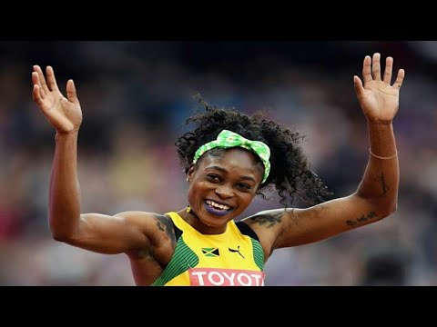 Elaine Thompson Lose 100m Final Race At London 2017