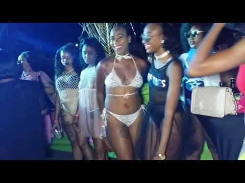 Bikini Pool Party | Ati In Jungle | Reggae Videos