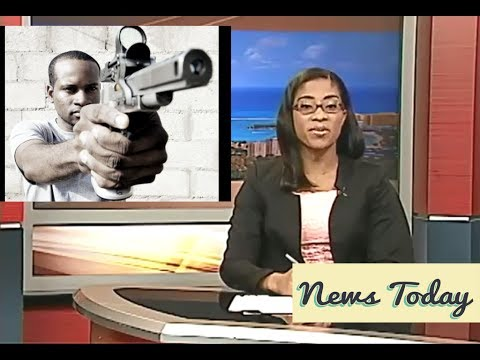 Jamaica  News Today ( May-23-2017)- News At Moon-CVM TV-Jamaica Radio-News Today