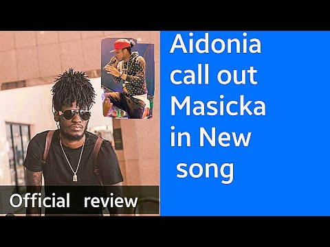 Aidonia  call out Masicka in New song ( Official  Review)