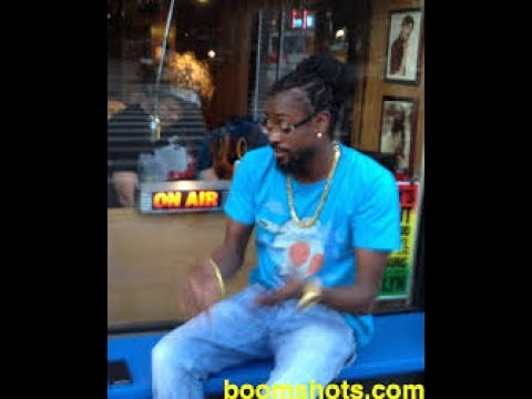 Sean Kingston and Beenie man interview on RJR Radio