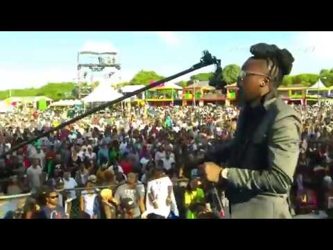 Beenie Man Full Performance At Reggae Sumfest 2017