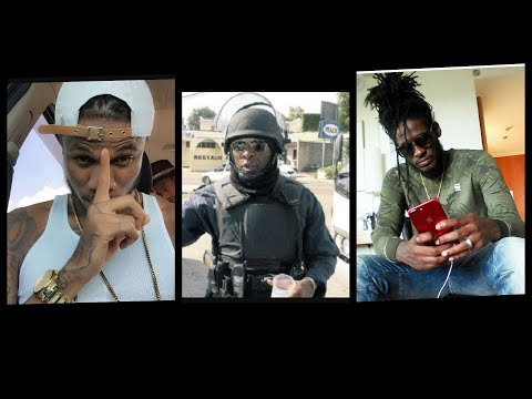 Aidonia & Masicka Confrontation At Sumfest Rehersal Leads To Police Being Called By Joe Boganovich