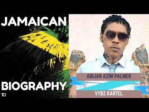 "Jamaican Biography - ""Adijah Azim Palmer"" (OC) ""Vybz Kartel"""