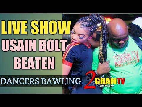Usain Bolt Beaten | Dancers Bawling | Best Reggae Artist | Alkaline Popcaan Aidonia Masicka