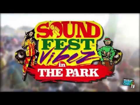 SOUNDFEST 2017 (vibez in the park) RADIO CLASH