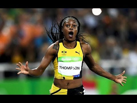 "Thompson Say : "" I'm A Best ""- Olympic London-Jamaica Sport"