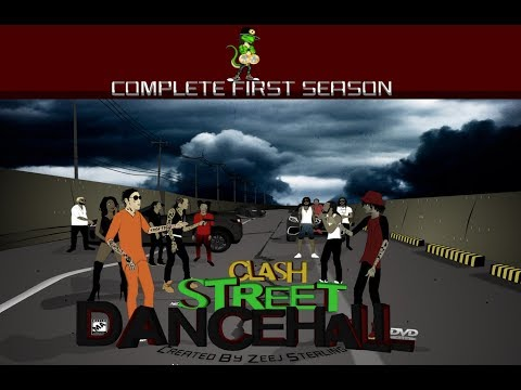 Dancehall Street   Jamaican Cartoon Series [Season 1] Kartel, Alkaline, Tommy Lee, Mavado etc.