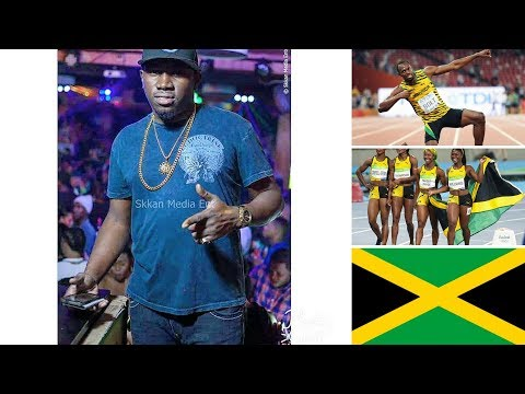 FOOTA HYPE  SPEAK ON  USAIN BOLT & JAMAICA TEAM PERFORMANCE AND SAY IT WAS A DISGRACE