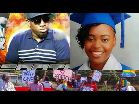 Foota Hype Discuss 17 Year Old Micholle Moulton Death & Blames LGBT Community For Crimes In Jamaica