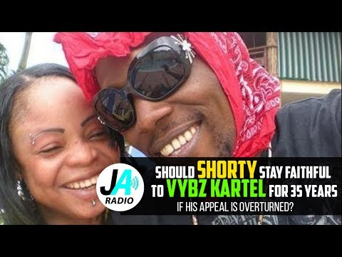 Should Shorty Stay Faithful to Vybz Kartel for 35 Years?
