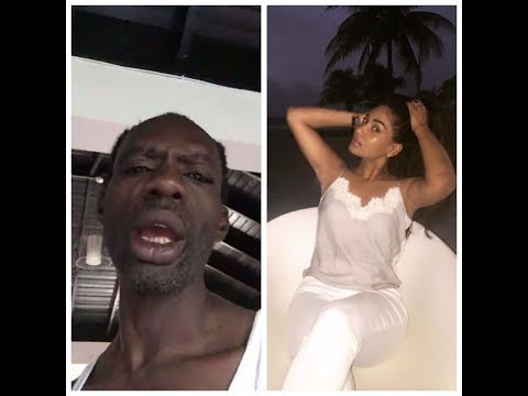 Ninja Man Says he is going to bruck in Lisa Hanna Yard and Theif her Callaloo
