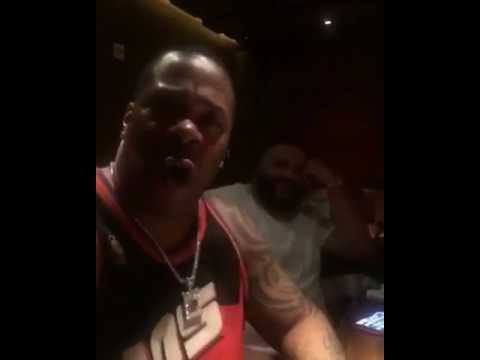 Busta Rhymes Dj Khaled and Fat Joe Shows they can talk in patois Jamaican Roots August 8 2017