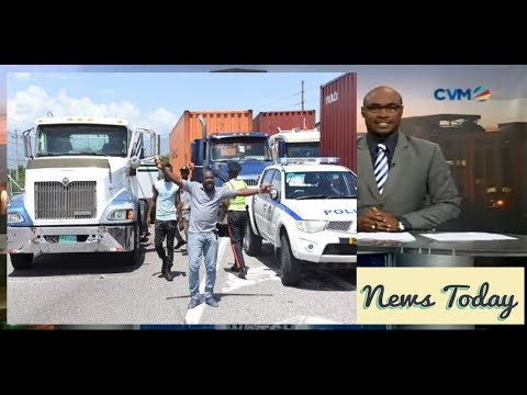 Jamaica  News Today (Aug -14 -2017)-CVM TV-Jamaica Radio-News Today