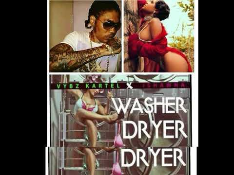 Vybz Kartel Ft Ishawna - Washer Dryer ( Gyallis ) Review