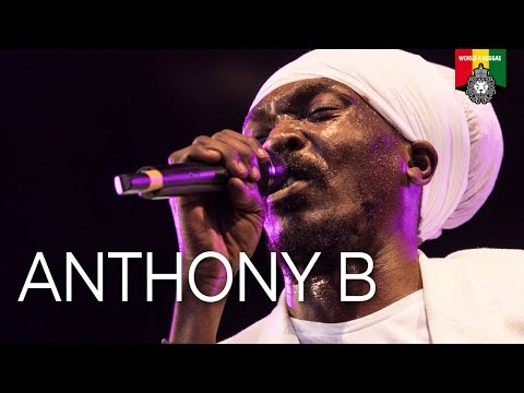 Anthony B Live at Kwaku  Summer Festival 2017