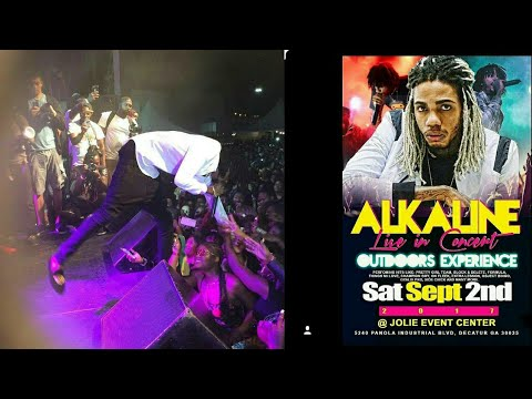 Alkaline US Visa Is Good Atlanta This Weekend