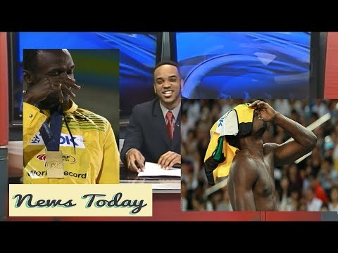 Jamaica Sports News ( Aug-5-2017)- Usain Bolt Sad- Olympic London 2017