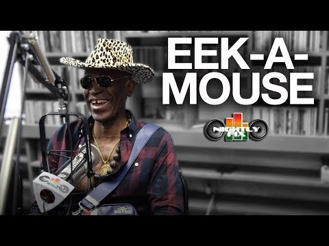 Eek-a-Mouse talks being deported, sexcapades with fans + being owed money by the Marley's