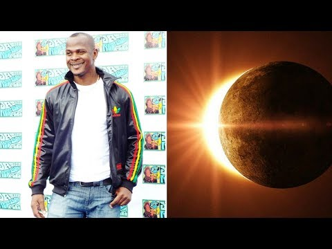 MR VEGAS SPEAKS ON THE SOLAR ECLIPSE [DARKNESS COVERS THE EARTH]