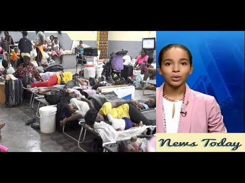 Jamaica Midday News- ( Sept/13/2017)-Jamaica in danger- CVM News