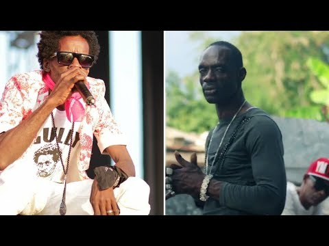 GULLY BOP RESPOND TO NINJA MAN & DISS HIM FOR CALLING UP HIS NAME