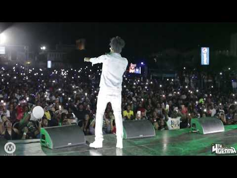 Aidonia Performance Highlights from Pepsi Refresh Tour 2017 Finale