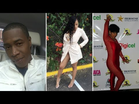 TONY MATTERHORN DISS ISHAWNA & DANIELLE DI AND SAY THEM A WAR OVER MAN
