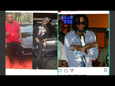 Foota Hype Apologies To Dj Frass And Alkaline Fans For Lying The Artist Valid Usa Visa Status