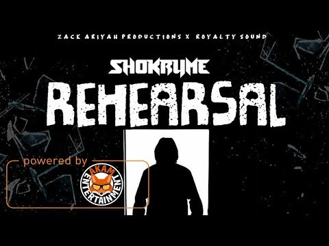 Shokryme - Rehearsal - September 2017