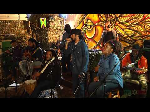 "TuffGongTV Exclusive Damian Marley ""Slave Mill"" Bob Marley's 73rd Earthstrong Celebration"