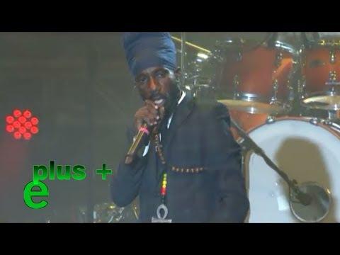 Sizzla Live Performances @ BOB Marley Concert