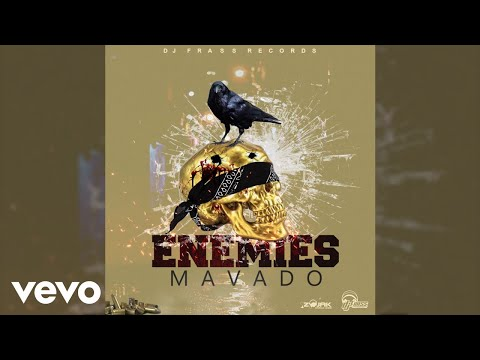 Mavado - Enemies (Official Audio)