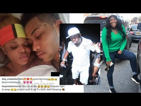 Foota Explains Marvin & DHQ Nickeisha BREAKUP