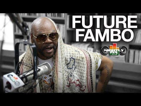 Future Fambo talks not being popular in JA + outselling Kartel & Alkaline yet being underappreciated