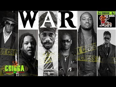 Shabba Ranks - War Games (Ft. Bounty Killer, Sizzla, Beenie Man, I-Octane & Stephen Marley)