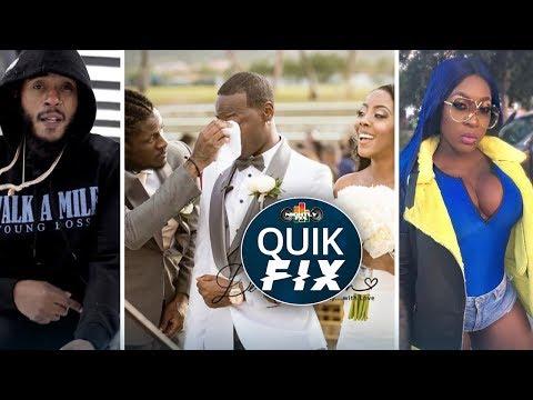Khago Billboard debut, Spice joins Love & Hip Hop + Aidonia wipes brother's wedding tears   Quik Fix