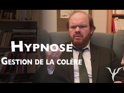 Hypnose pour gérer sa colère