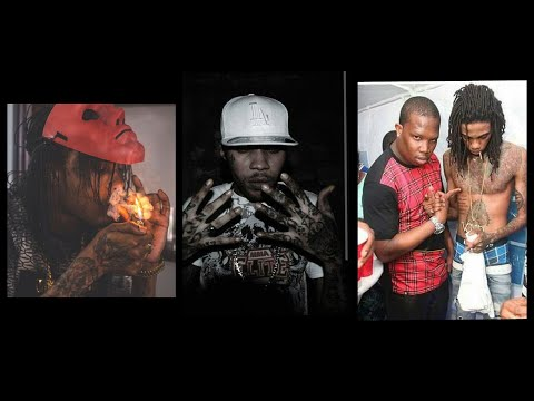 Vybz Kartel Tommy Lee Sparta Alkaline Dancehall Hot Topic