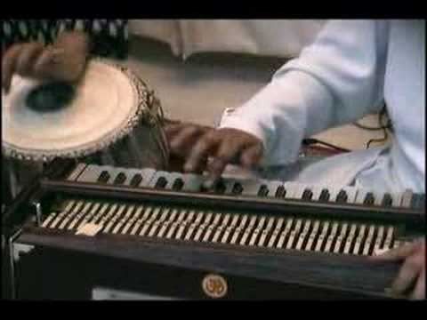 Mystic Harmonium and Tabla.