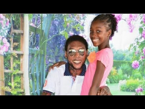 Vybz Kartel Daughter Shares Heartfelt Message About Prison Visit